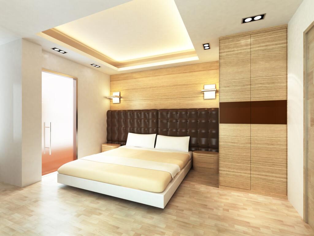 Nowoczesna sypialnia - meble do sypialni